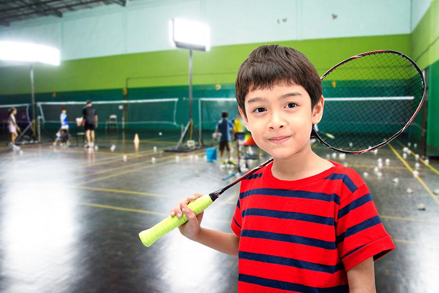 Champions Academy - Badminton