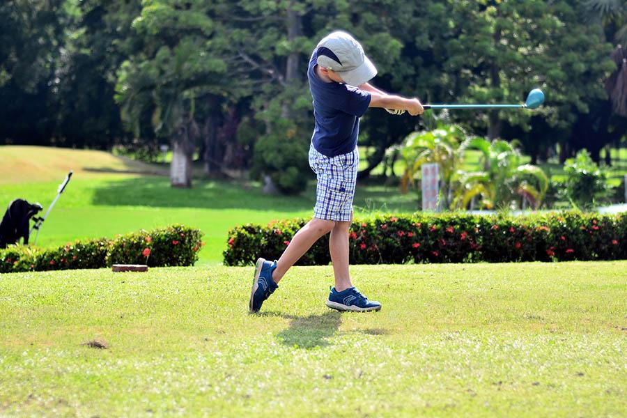 Champions Academy - Golf