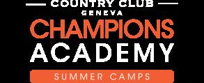 Country Club Geneva | Champions Academy