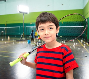 Badminton - Champions Academy