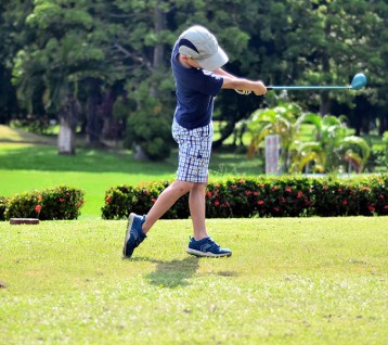 Golf - Champions Academy